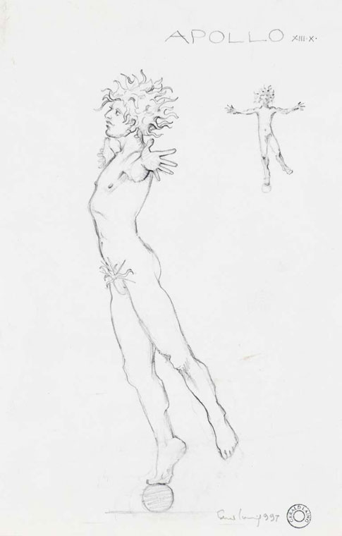 apollo drawing - photo #16